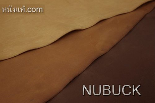 07. NUBUCK LEATHER